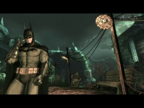 0 Batman: Arkham Asylum Walkthrough   Chapter 8   Into the Open Night