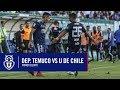 Deportes Temuco vs. Universidad de Chile  - 25 febrero 2018 MP3