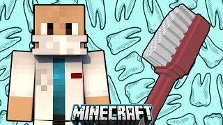 Minecraft - Giant Toothbrush - Build Battle