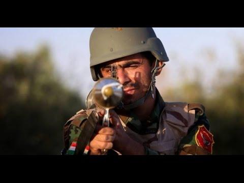 Breaking News November 14 2015 KURDS retake Sinjar Iraq from Islamic State ISIS ISIL DAESH