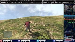 Grand Theft Auto 5: Rip Urn Gameplay Xbox360