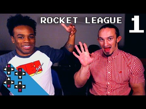 SOCCER & VIDEO GAMES (ROCKET LEAGUE WITH NEVILLE PART 1) — Superstar Savepoints