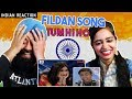 Indian Reaction on Fildan DA4, Indonesia - Tum Hi Ho