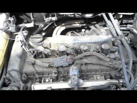 2007 Ford Focus Spark Plug Change
