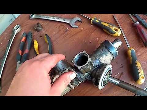 Ремонт рулевой рейки меган 2 своими руками 88