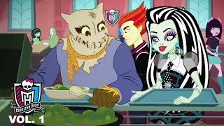 Bad Scare Day | Monster High