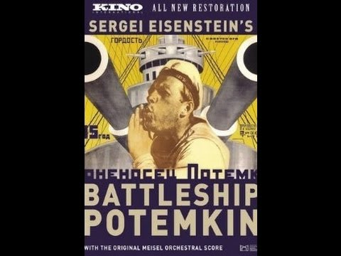 a review of the silent film battleship potemkin
