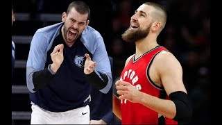 THE RAPTORS TRADE THAT ROARED! Who is Marc Gasol; Was Lowry in danger?