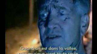 David Lynch weird interview for french TV 2002