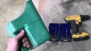 DIY Diving Metal Detecting Sifter