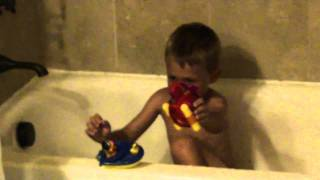 DashPotato BathTub Babbling Routine