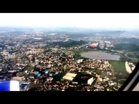 Amazing take off - indigo airlines at Chennai airport