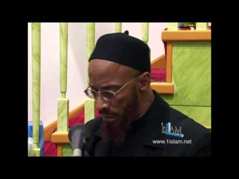 Khalid Yasin Lecture - Malcolm X video