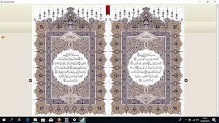 Cara lengkap Install Ayat di windows 10