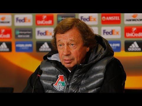 Юрий Сёмин: В плей-офф Лиги Европы хотим команду посильнее