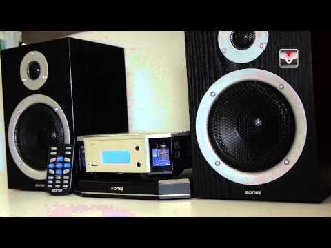 SONIQ Mini Hifi system H10