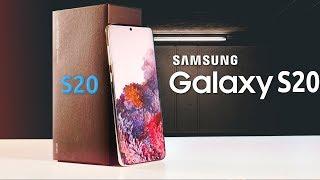 Samsung Galaxy S20 - ЭТО БУДЕТ СЕНСАЦИЯ!