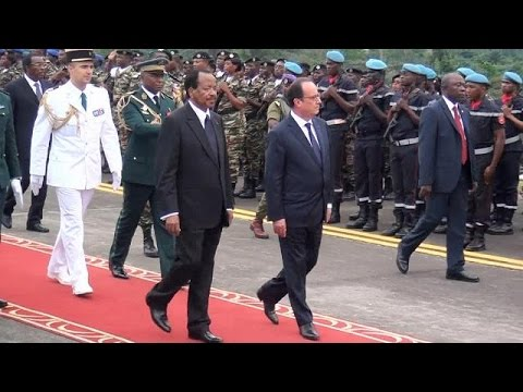 Nigeria, France step up joint fight against Boko Haram