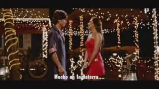 Dil Bole Hadippa - Sahid Kapoor & Rani Mukerjee- Romantic Scene - [Sub. español]
