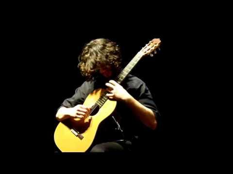 Goldenberg plays Canco de Llandre by Miguel Llobet