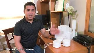 PLDT Google Wi-Fi