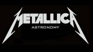 Watch Metallica Astronomy video