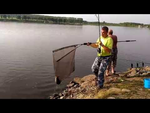 лучшая рыбалка в кемерово