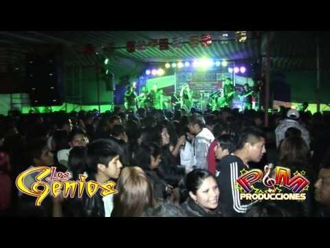 Los Genios Te Queria Porqueria 7 De Junio 2013 En Vivo Arica Chile