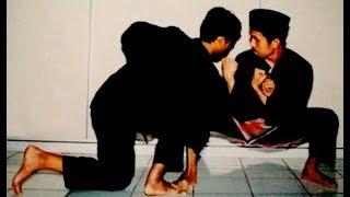 Abdul Aziz Jawara Silat Beksi dari Petukangan Selatan Jakarta Selatan.