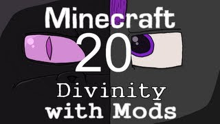 Minecraft: Divinity with Mods(20): The Cheapest Spelunker Ever
