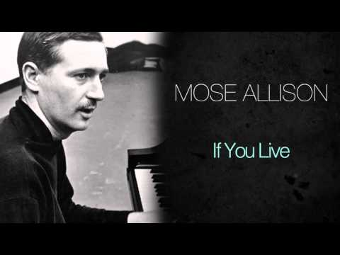 Allison Mose - If You Live