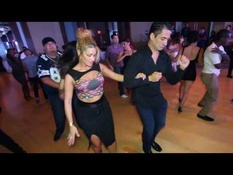 Marie Amore Y Vladimir Pineda Jorjet y Manolo - BiG Salsa Fest