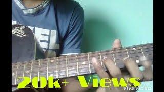 Sorry Dipannita Guitar Lesson(Tab)