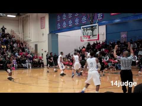 Markee Williams - Chicago's best point guard? 2013 Morgan Park HS basketball highlights mix