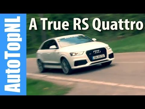 Audi RS Q3 MTM 424 HP Review   A True RS Quattro