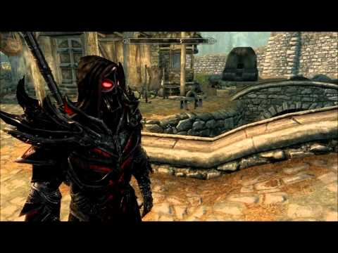 Daedric Mask : Skyrim Mod Reviews