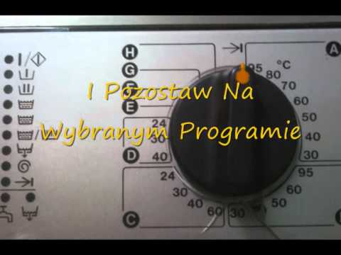 Instrukcja obsługi pralki Miele