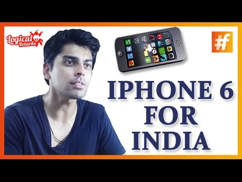 Iphone 6 For India - Parody video