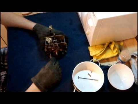 Ремонт часов янтарь с боем своими руками