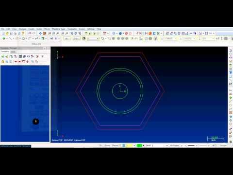 Mastercam X6 sesion 1