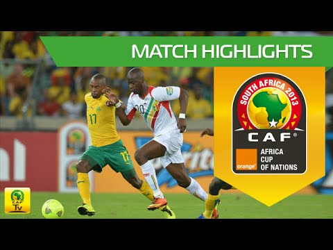 South Africa - Mali | CAN Orange 2013 | 02.02.2013