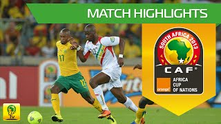 CAN Orange 2013 | Afrique du Sud 1(1) - 1(3) Mali