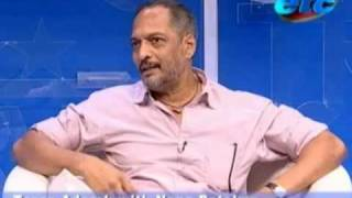 Taran Adarsh with Nana Patekar Part - 1
