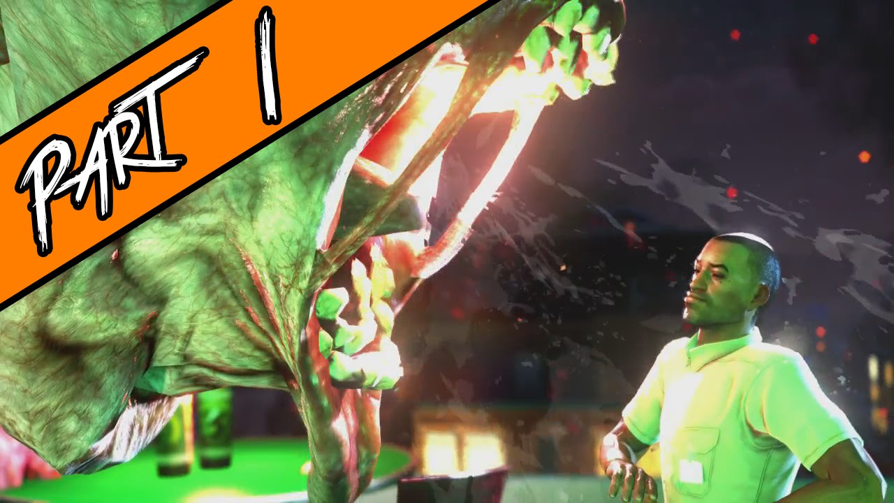 sunset overdrive walkthrough part - photo #30