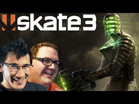 Skate 3: ISAAC CLARKE SKATEBOARDING