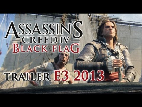Trailer CGI E3 - Assassin's Creed 4 Black Flag [FR]