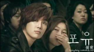 Park Jung Min at 206 HOMME Fashion show by Gilch3.flv
