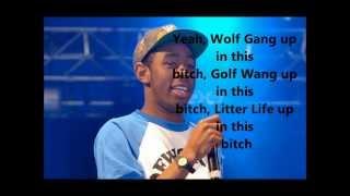 Watch Tyler The Creator Trashwang video