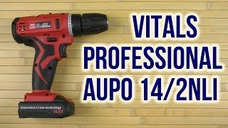 Распаковка Vitals Professional AUpo 14/2nli