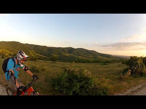 Aventuri pe bicicleta - Tura Ciresica